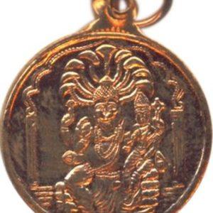 A3041-2 - Lakshmi Narasimha Swamy Copper Pendant (AK)