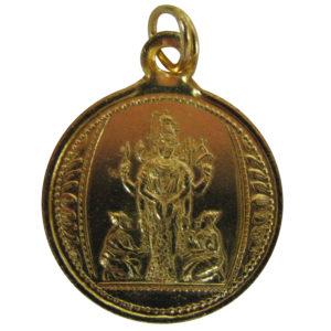 a3101-lord-shiva-giving-gold-to-kuber-lakshmi-kanakadhara-copper-pendant