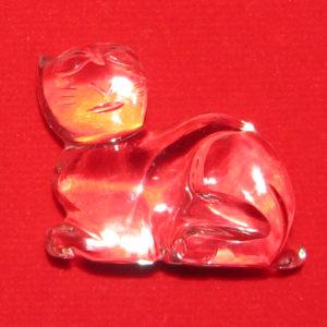a4371-sphatik-cat-goddess-shashthi-vahana-cat-natural-crystal-quartz
