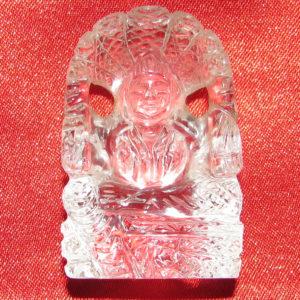 a4373-sphatik-karumariamman-crystal-quartz-manasa-devi