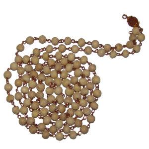 a4456-01-natural-wood-with-panchamukhi-rudraksha-rosary-mala