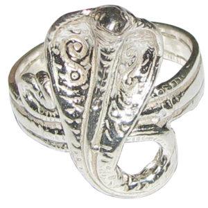 a4927-naga-dosha-nivaran-silver-ring-snake-ring