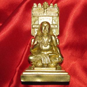 a4945-raghavendra-swamy-idol-gold-finish