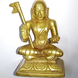 s9033-ramanuja-brass-idol
