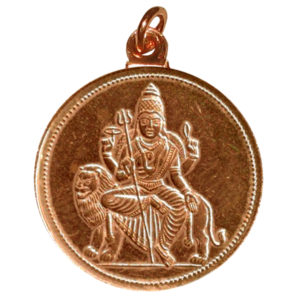 a3124-02-goddess-ambaji-mata-copper-pendant