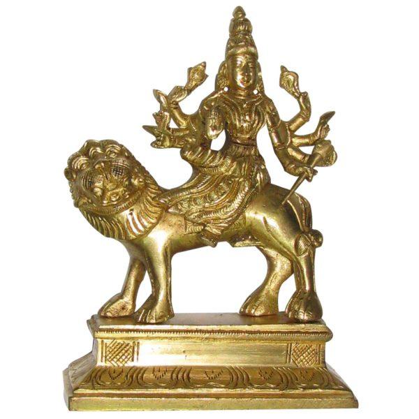 a1772-prathyangira-devi-brass-idol
