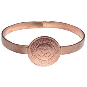 a3095-03-om-aum-adjustable-copper-bangle-bracelet
