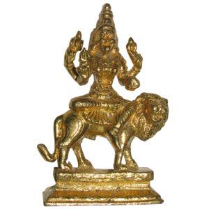 a4453-sri-pratyangira-devi-yantra-prathyangira-narasimhi-narashimhika-brass-idol