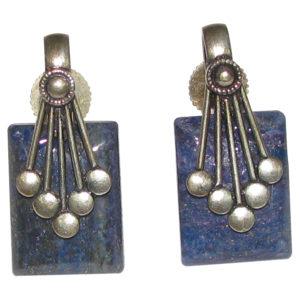 a4754-lapis-lazuli-gemstone-deziner-ear-studs