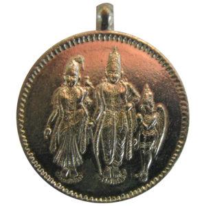 a3142-02-parthasarathy-sri-rukimini-thaayar-garuda-copper-pendant
