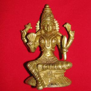 a4035-rajarajeshwari-brass-idol-statue