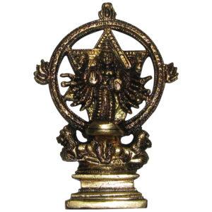 a1636-4-chakrathalwar-behind-yoga-narasimhar-brass-idol-01