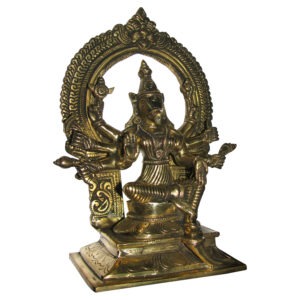 a5198-varahi-amman-dandini-barahi-varagi-brass-idol