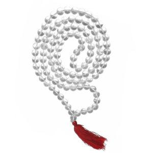 Padigam Malai Sphatik Mala Diamont Cut 54 Beads 16mm