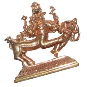 Panchaloha Panchdathu Sarabeswarar Idol