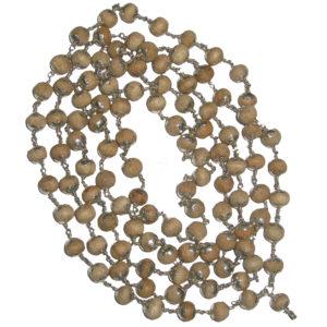 Tulasi Silver Mala